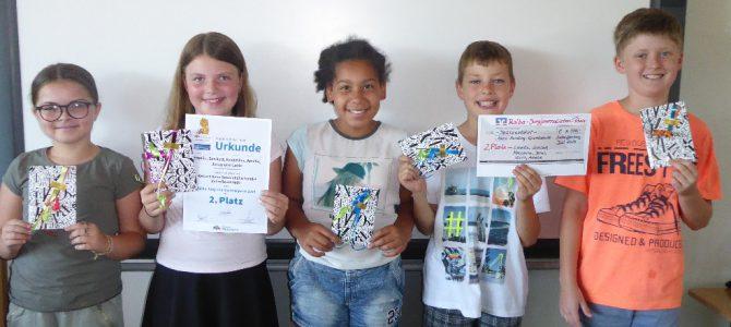 Jungjournalistenpreis für Schüler der Hans-Memling-Grundschule